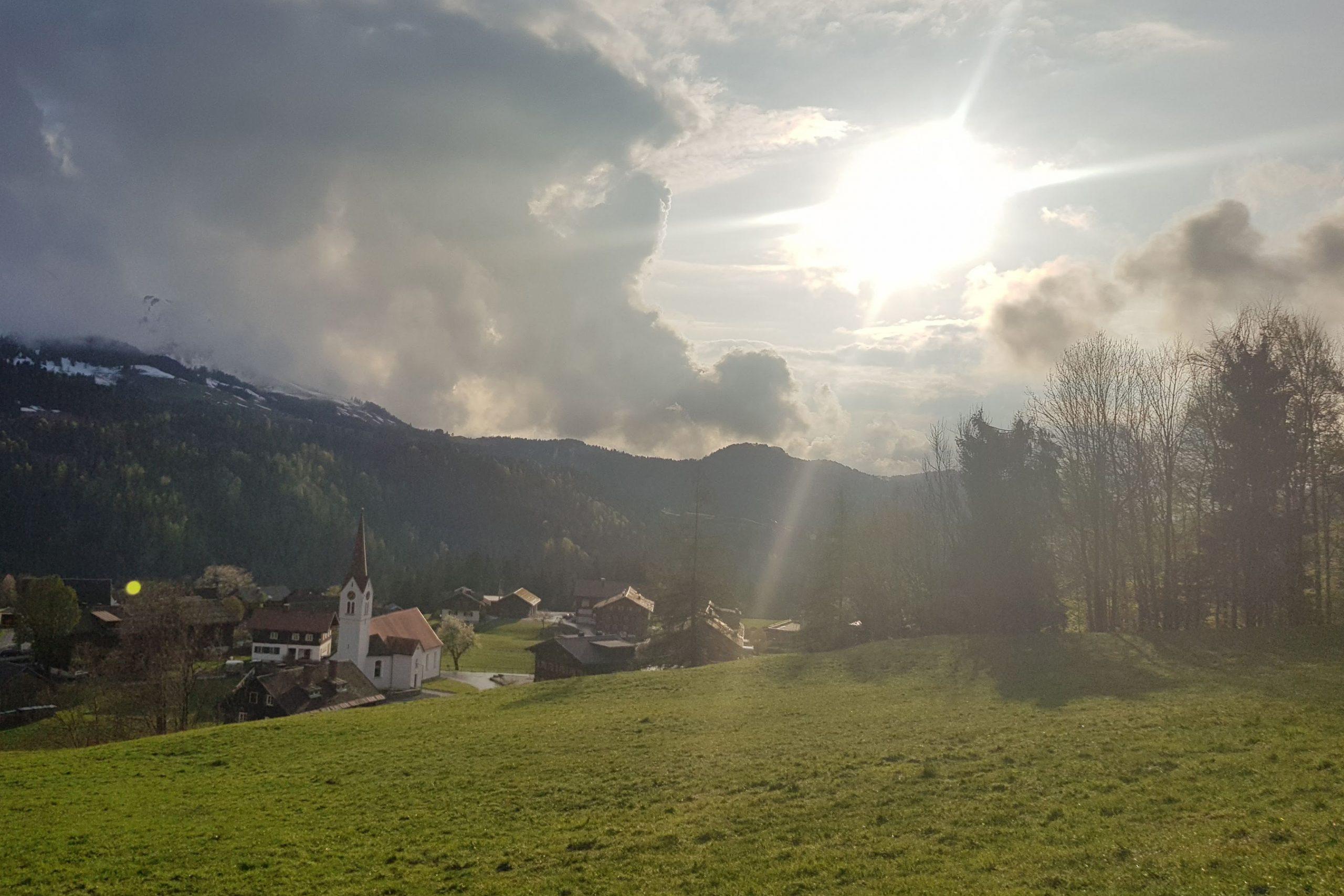 Sonnenkraft.Werk auf dem Dorner Hof